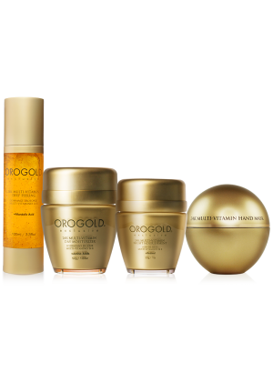 Orogold Exclusive 24K Multi-Vitamin collection